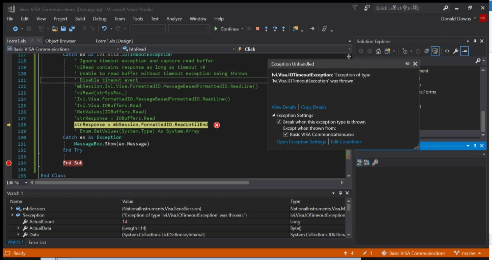 Solved: Support for Visual Studio 2017 - NI Community