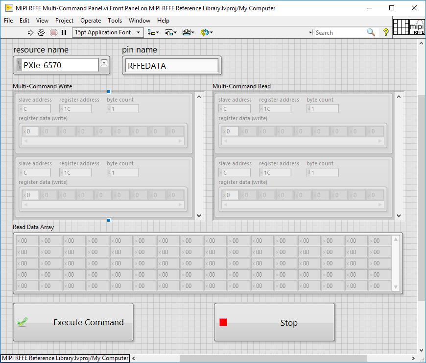 Multi-Command Panel v1.0.1