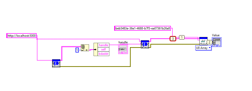 LabVIEW Bluetooth Low Energy Support Discussion - Page 3 - NI