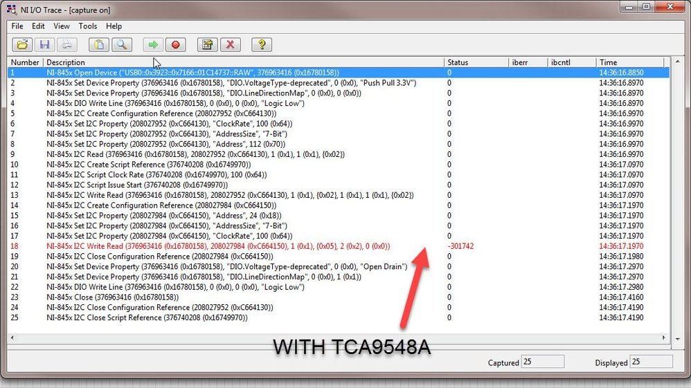 Solved: TCA9548A Adafruit i2C Multiplexer Labview Example? - NI