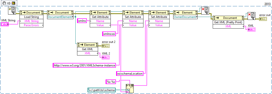 Solved: Add attributes to root XML Node - NI Community - National