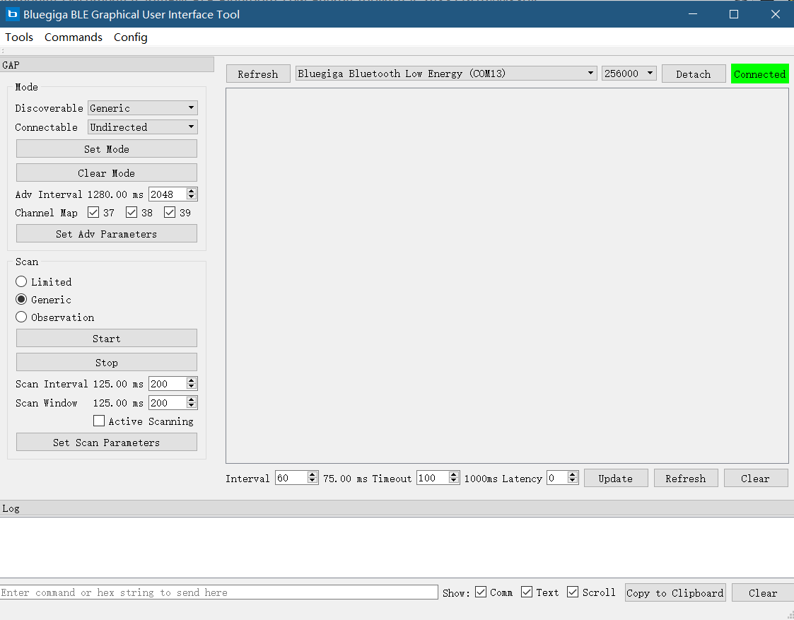 LabVIEW BLE (Bluetooth Low Energy) toolkit - NI Community - National