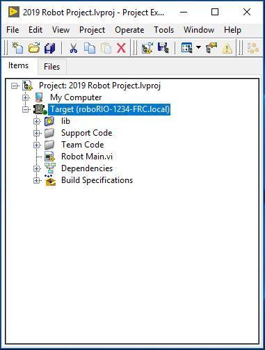 FRC Robot Framework Tutorial - NI Community - National