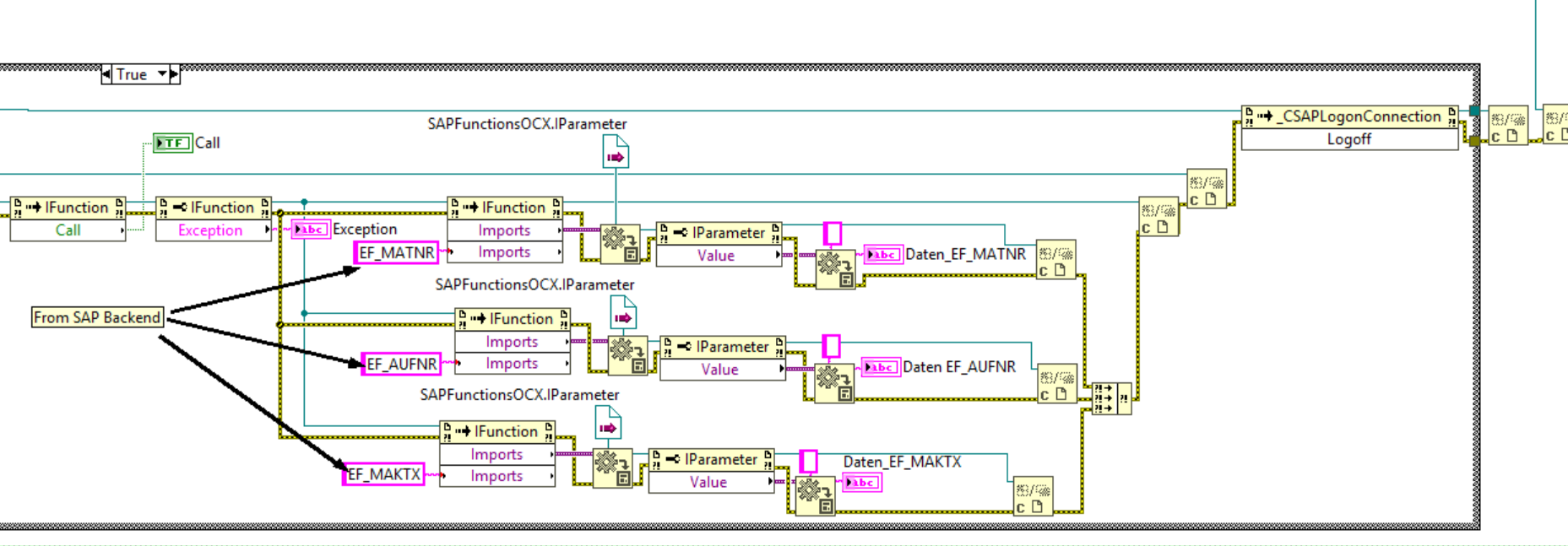 SAP BAPI ActiveX Interface - NI Community - National Instruments