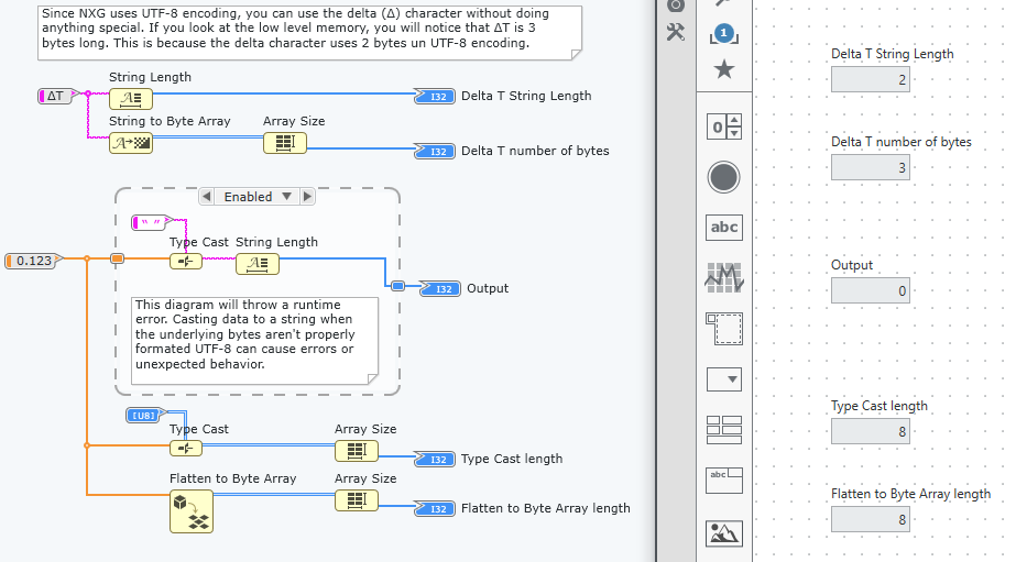 Designing LabVIEW NXG: How Unicode Benefits You - NI