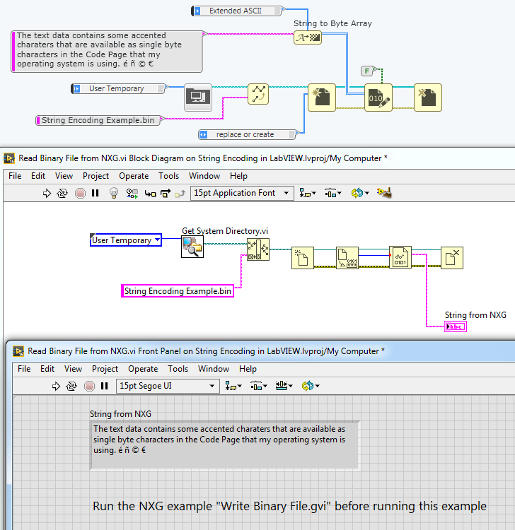 Designing LabVIEW NXG: How Unicode Benefits You - NI Community