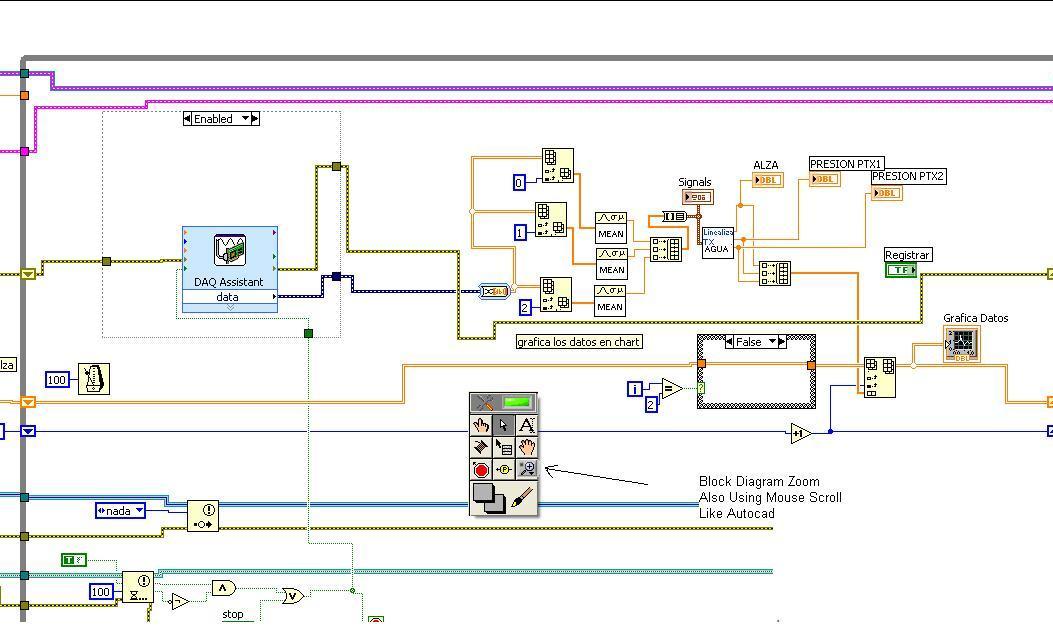 labview block diagram zoom view labview block diagram