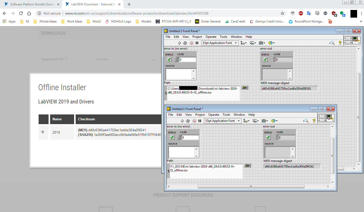 Solved: LabVIEW 2019 Download/Install Issues - NI Community