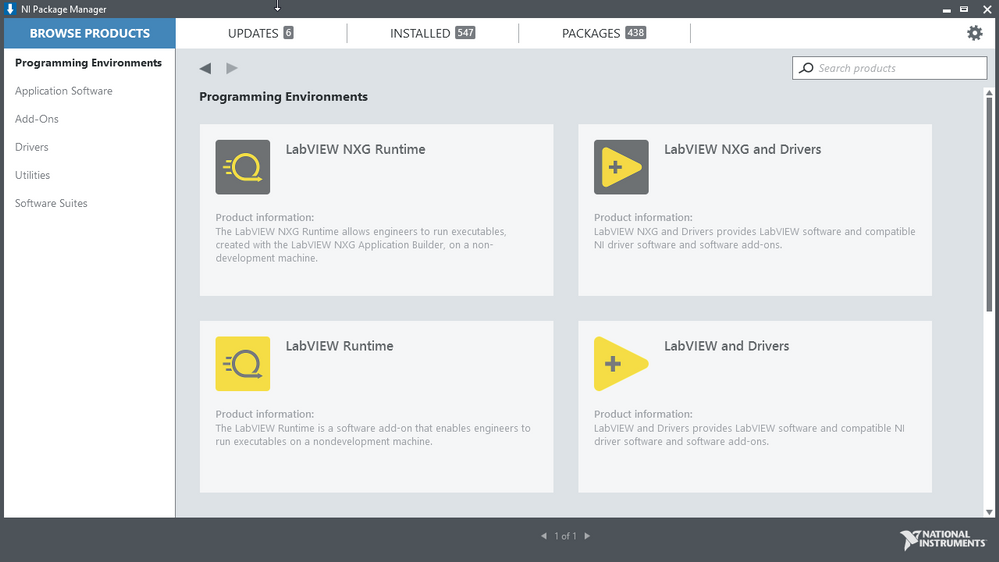 Labview 2019 offline install - NI Community - National