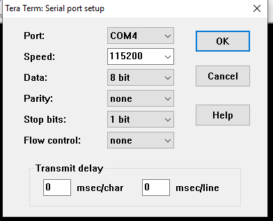 Solved: My Terminal VI to serially connect to Linux box won't login