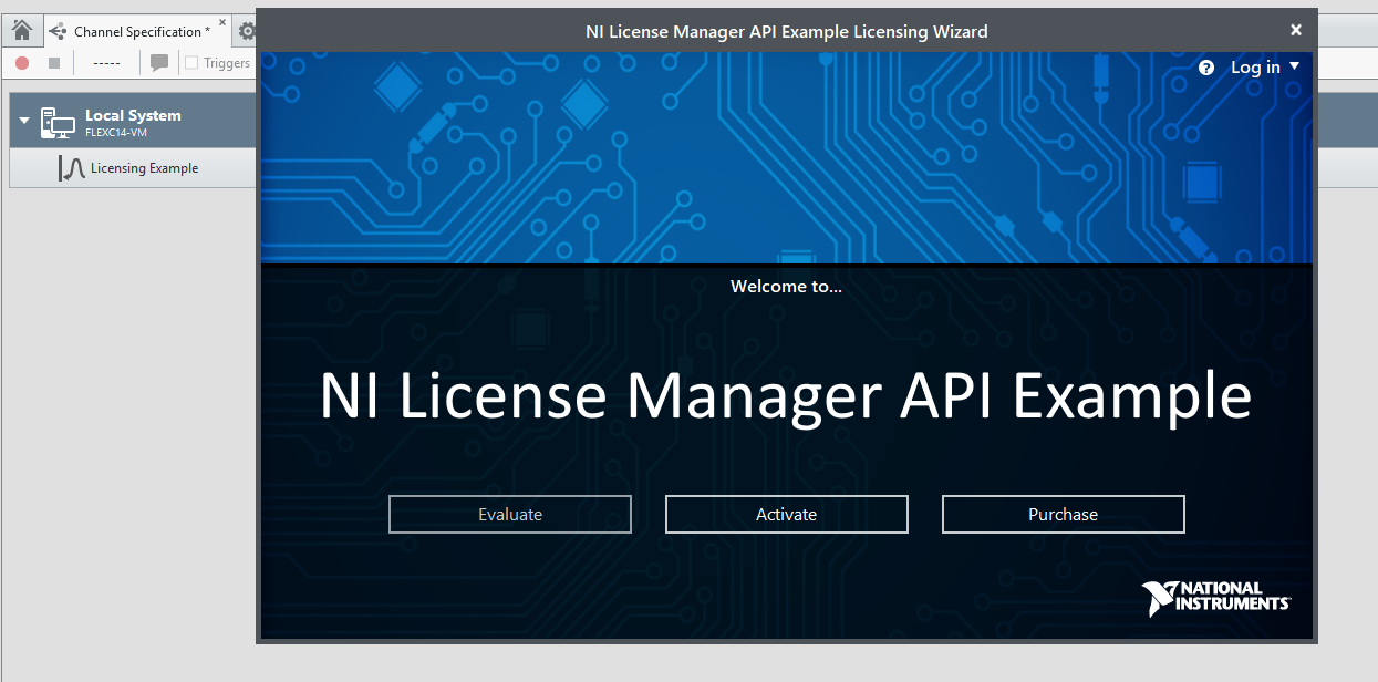 Creating and Licensing a FlexLogger Plugin - NI Community