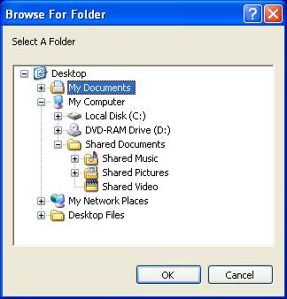FolderBrowser