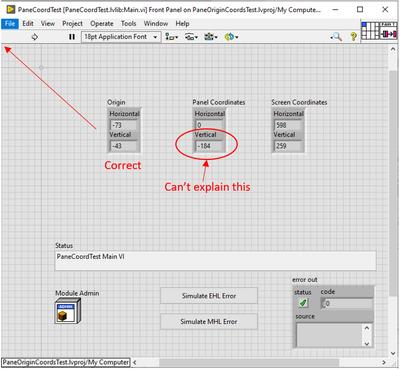 Edit Time - No Menu or Toolbar in VI Properties