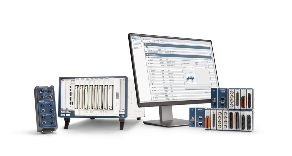 FlexLogger 2020 R3 adds resistance measurements and the SystemLink Server Preview Feature.