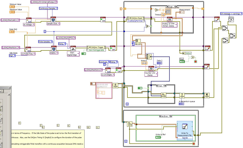 digital waveform array into boolean - NI Community - National Instruments