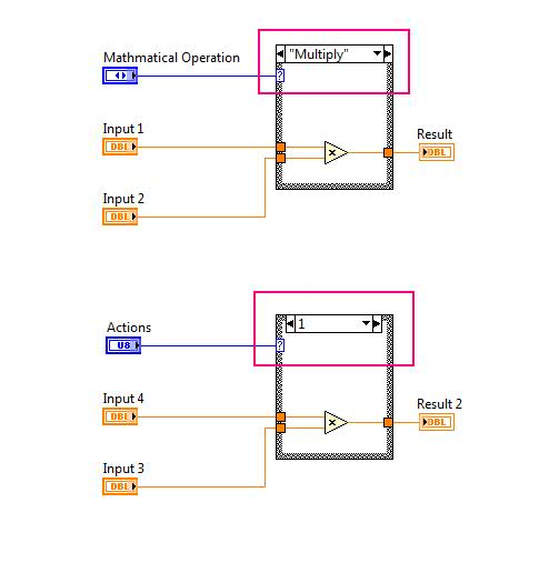 Calculator help discussion forums national instruments once you have done this each case will be aptly titled making the block diagram become significantly more readable and self documenting ccuart Gallery