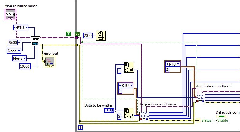 Solved: Why one modbus device (PLC) has two address (Slave) - NI