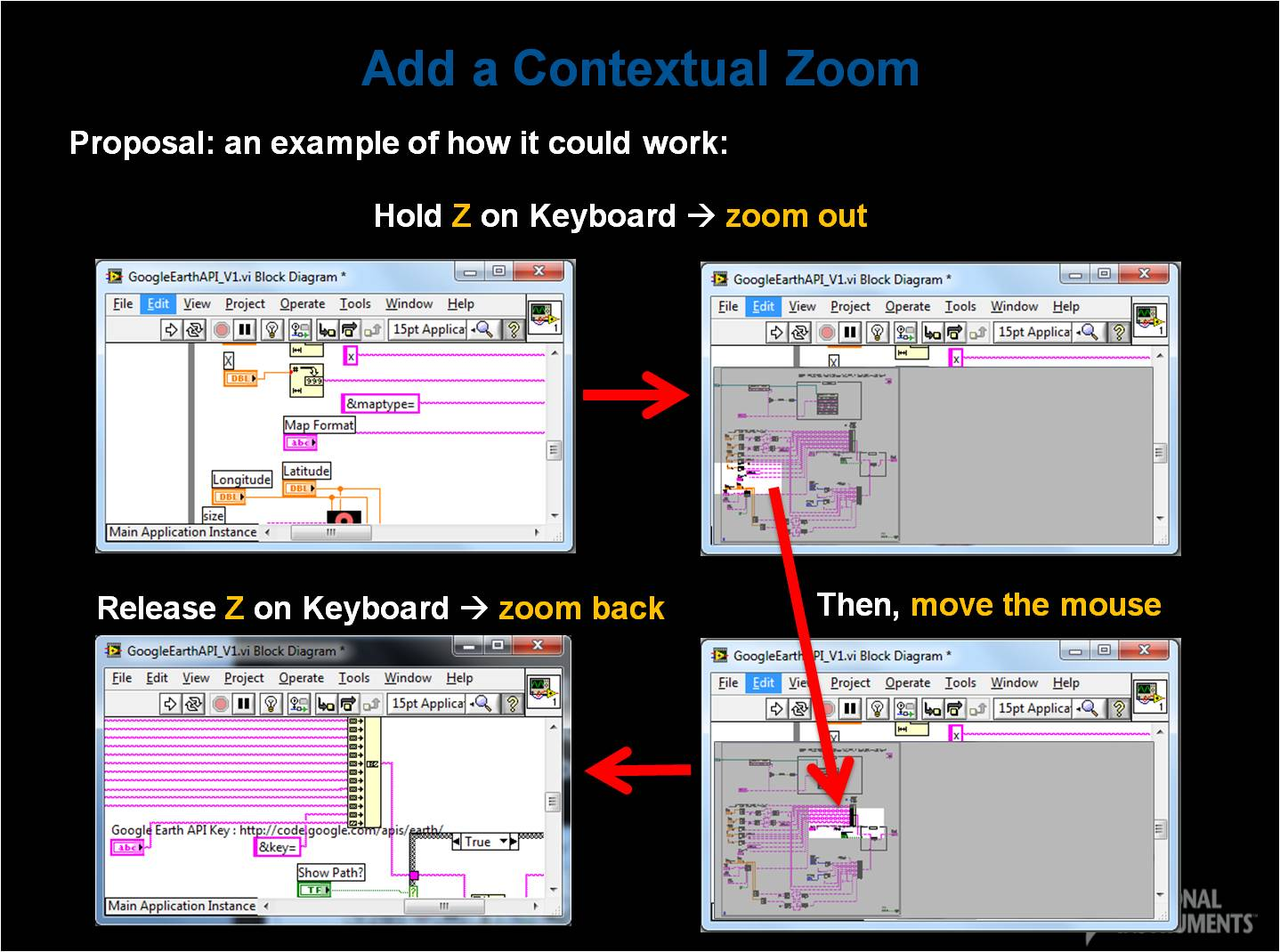 [DIAGRAM_38IS]  Add a Contextual Zoom to Labview - NI Community - National Instruments   Labview Block Diagram Zoom      NI Community - National Instruments