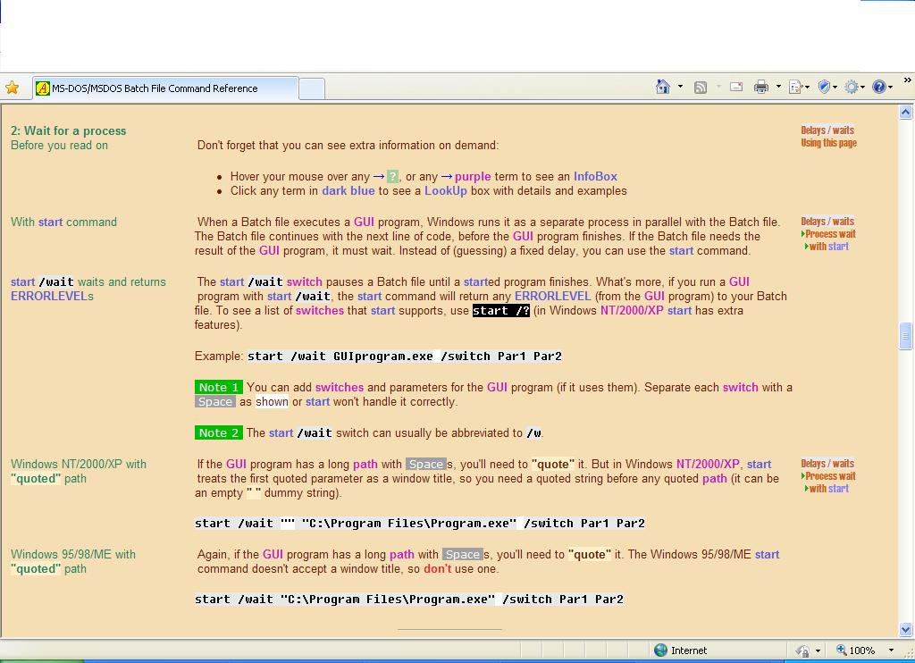 System exec batch file run problems - NI Community