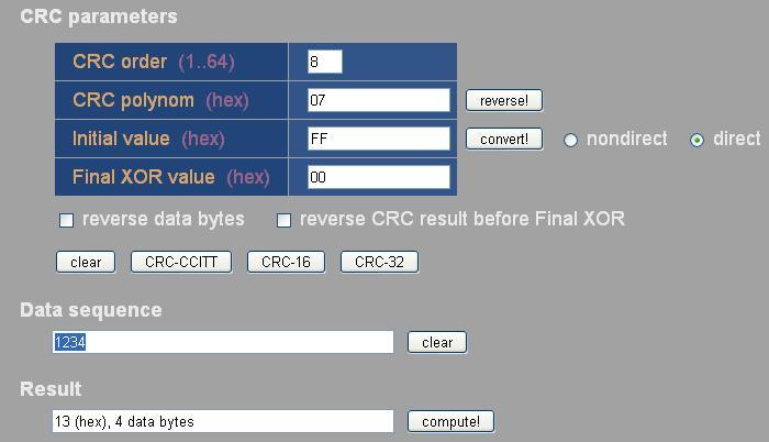 CRC - eehelp com