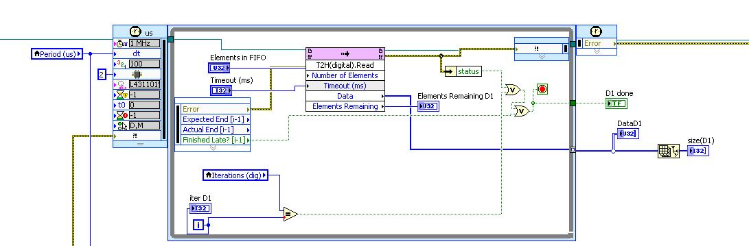 Real-Time: issue reading FIFO from FPGA - NI Community
