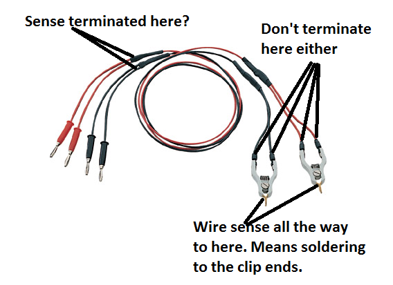 Insulated Probe To Measure Current On Wire : Wire kelvin resistance measurement discussion forums