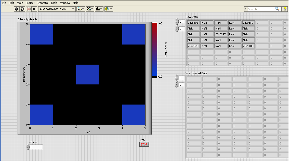 Solved: 2D Interpolation - NI Community - National Instruments