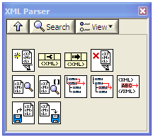 Reference Library for Converting Between LabVIEW and XML Data (GXML